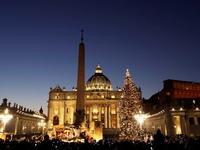 Vatican trang hoàng đón Giáng sinh