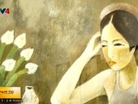 'Về' - Câu chuyện bằng hội họa của một người Việt xa xứ