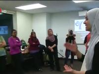 Lớp học tự vệ cho phụ nữ hồi giáo tại Mỹ