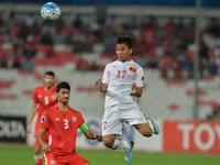 'Người hùng' U19 Việt Nam nói gì về khoảnh khắc giành vé tới World Cup U20?