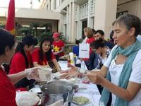 Việt Nam tham dự Hội chợ từ thiện Bazaar 2016 tại Ai Cập