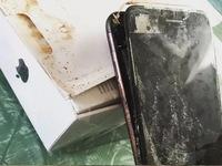 """iPhone 7 Plus chưa """"bóc tem"""" đã phát nổ"""