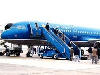 Vietnam Airlines thay đổi 4 chuyến bay tới Đài Loan do bão Meranti