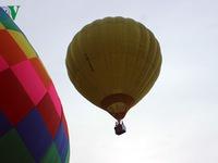 Ngắm vẻ đẹp cao nguyên Mộc Châu từ khinh khí cầu