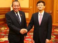 Việt Nam - Trung Quốc tăng cường hợp tác trong lĩnh vực tư pháp