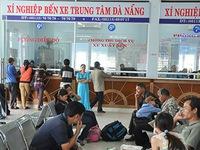 Tái diễn tình trạng tăng giá vé xe khách sau Tết tại TP.HCM