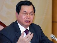 Thủ tướng chỉ đạo xử lý kỷ luật đối với ông Vũ Huy Hoàng