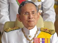 Sức khỏe Nhà vua Thái Lan chưa ổn định