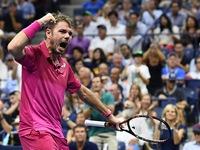 US Open 2016: Vượt qua Nishikori, Wawrinka hẹn Djokovic tại chung kết