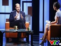 Xem lại cuộc trò chuyện với Hoàng tử William trên Talk Vietnam