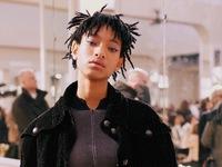 Con gái Will Smith thành 'nàng thơ' nổi loạn của Chanel