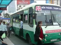 TP.HCM tăng hơn 800 chuyến xe bus phục vụ dịp lễ 2/9