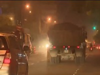 TP.HCM: Ẩn họa xe ben trong thành phố
