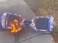 Nguy cơ phát nổ từ xe điện tự cân bằng