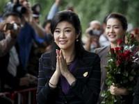 Bà Yingluck Shinawatra bị tịch thu tài sản và phải nộp phạt 1 tỷ USD