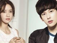 Phim chưa 'ra lò', YoonA (SNSD) đã bắt cặp cùng mỹ nam khác