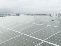 Trạm sạc điện cho xe năng lượng mặt trời đầu tiên ở Việt Nam
