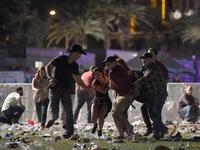 Cộng đồng quốc tế gửi lời chia buồn sau vụ xả súng kinh hoàng tại Las Vegas