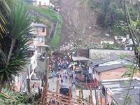 Lở đất tại Colombia, ít nhất 8 người chết