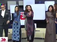 Dàn mỹ nhân Cô Ba Sài Gòn khoe vũ đạo vui nhộn trong Chuyển động 24h