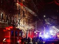 Cháy căn hộ tại New York, 12 người thiệt mạng