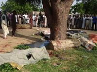 Đánh bom tại Nigeria, ít nhất 19 người thiệt