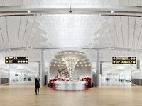 Thiết kế sân bay lấy cảm hứng từ những chiếc lọ thủy tinh