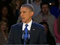 Cựu Tổng thống Mỹ Obama là người đàn ông được ngưỡng mộ nhất nước Mỹ