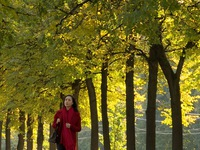 Hậu trường 'dữ dội' để có Thu vàng rực rỡ nước Nga trong phim Tết 'Matxcơva – Mùa thay lá'