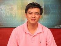 Hình ảnh hiếm thấy của 'người đàn ông thời sự' Quang Minh