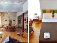 Thích thú với những hostel khiến bất kỳ ai cũng thấy như ở nhà
