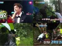 Kang Tae Oh được khen đàn ông khi tham gia show thực tế 'rừng rú' của Hàn