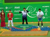 Đại hội thể thao trong nhà và võ thuật châu Á 2017 ngày 19/9: Cử tạ và điền kinh giành vàng