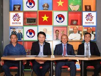 Hôm nay (11/10), chính thức công bố tân HLV trưởng ĐT Việt Nam và U23 Việt Nam