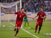 VIDEO Tổng hợp trận đấu: ĐT Việt Nam 5-0 ĐT Campuchia