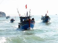 Tuyên truyền ngăn chặn ngư dân vi phạm lãnh hải nước ngoài