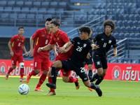 VIDEO: Tổng hợp trận đấu U23 Thái Lan 1-2 U23 Việt Nam