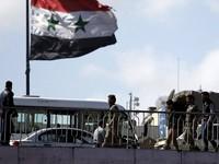 Quân đội Syria giải phóng hoàn toàn thành phố Homs