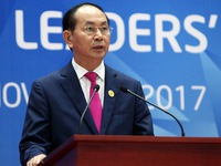 Chủ tịch nước Trần Đại Quang: 'Hội nghị Cấp cao APEC thành công tốt đẹp'
