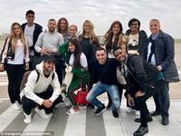 Dàn siêu sao Barca nô nức tới Argentina dự đám cưới Messi