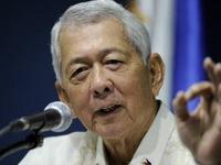 Philippines hy vọng Bộ Quy tắc Ứng xử tại Biển Đông sớm hoàn tất