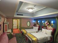 Lạc bước vào thế giới Disney trong khách sạn ở Tokyo