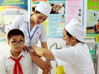 Ba dịch bệnh trở lại Việt Nam do nhiều trẻ không được tiêm vaccine