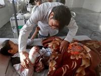 Năm 2016, số trẻ em Afghanistan thương vong do xung đột tăng 24