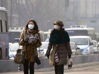 Cuộc chiến chống bụi mịn tại Hàn Quốc