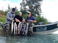 Cách duy trì nguồn lợi từ thủy, hải sản của Alaska