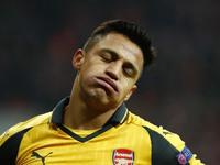 Chuyển nhượng bóng đá quốc tế ngày 07/8/2017: Sanchez sẽ tự do rời Arsenal