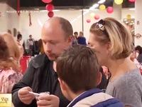 Lễ hội ẩm thực Việt Nam tại LB Nga thu hút khách tham quan