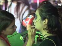 Khám phá Lễ hội âm nhạc Red Halloween tại Việt Nam