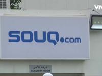 Amazon mua hãng bán lẻ trực tuyến Souq.com